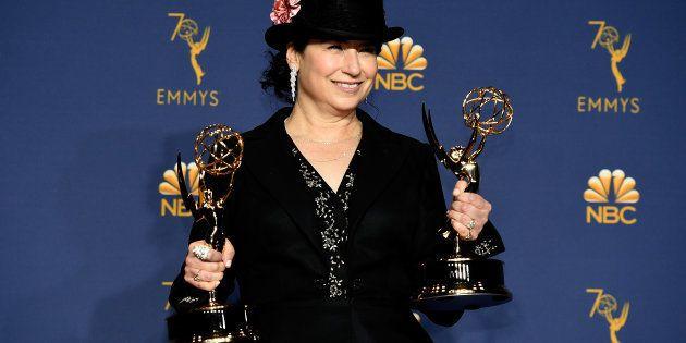 Amy Sherman-Palladino, criadora da série 'The Marvelous Mrs.