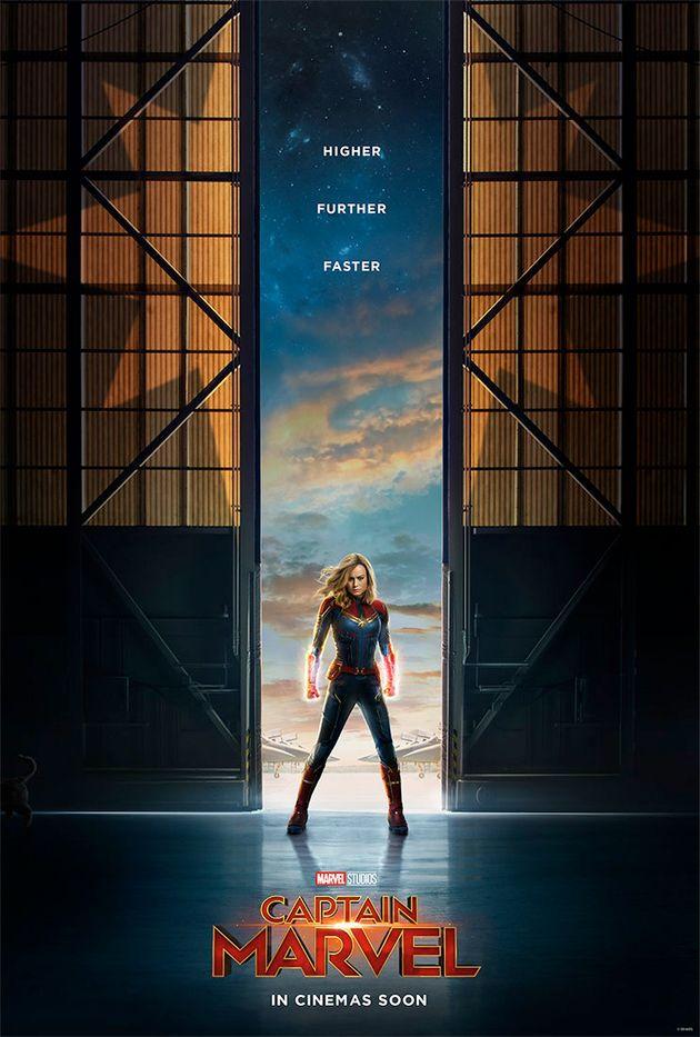 'Capitã Marvel': A furiosa chegada da heroína mais poderosa da Marvel ao