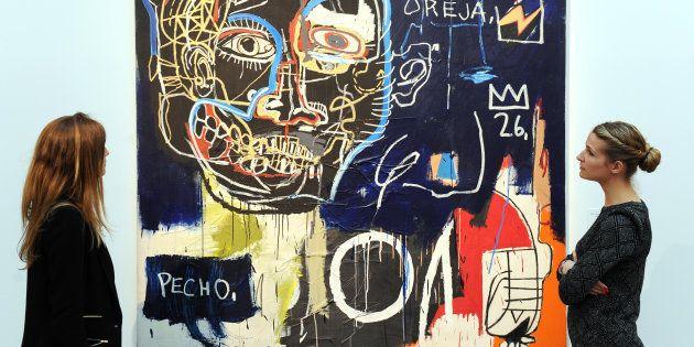 Talento de Basquiat sairá das telas para um