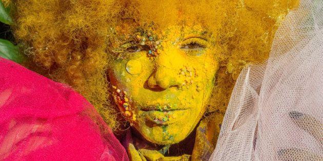 Multiartista visual e DJ, Ana Giselle une uma transexual e uma alienígena na persona artística