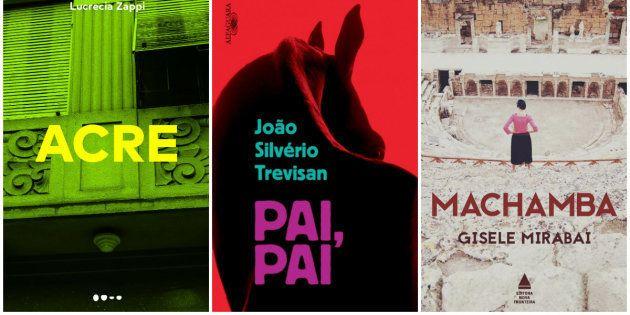 Obras finalistas foram indicadas pela Câmara Brasileira do Livro