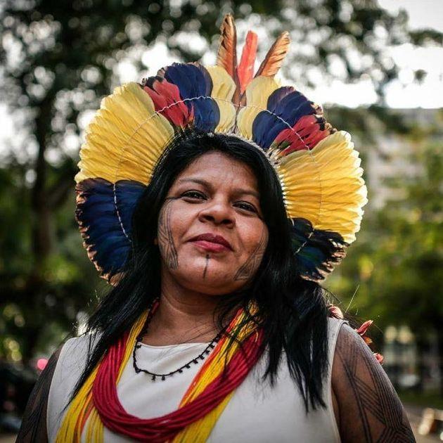 Sonia Guajajara é uma das lideranças indígenas mais influentes da