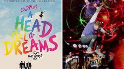 O documentário que mostra a mágica carreira do Coldplay em 20 anos de