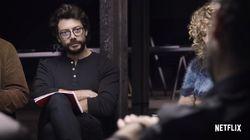 Aqui está o 1º teaser da nova temporada de 'La Casa de