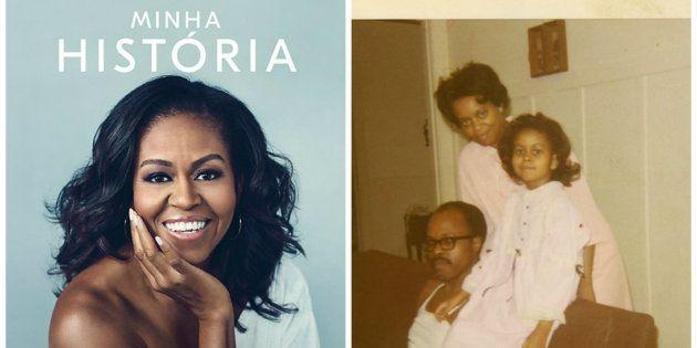 'Minha História', o livro de memórias de Michelle Obama, está prestes a chegar às