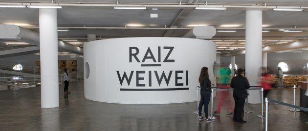 'Ai Weiwei Raiz' fica em cartaz na Oca até janeiro de
