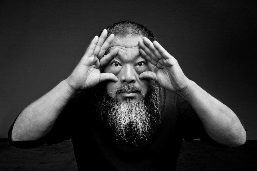 Aos 61 anos, Ai Weiwei é um dos nomes mais respeitados nomes da arte