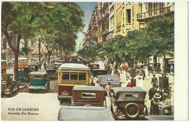 A foto do Rio antigo postada por J.K. Rowling que deixou os fãs (muito)