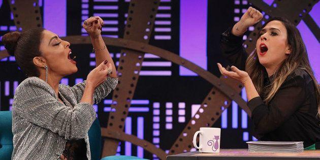 Atriz Juliana Paes é uma das convidadas da terceira temporada de 'Lady