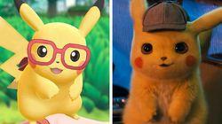 Com lançamento de jogo e anúncio de filme, Pikachu é o astro do