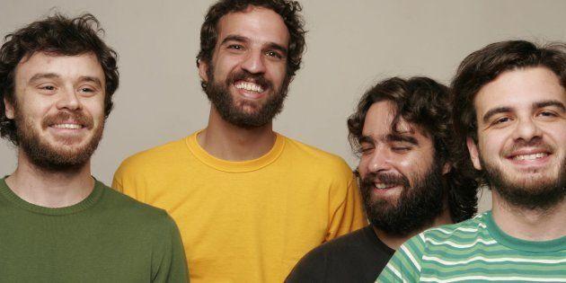 Los Hermanos retorna aos palcos em 2019 para shows em 9 cidades