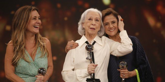 Fernanda Montenegro foi indicada ao prêmio por seu trabalho na