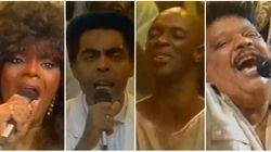 O fim de ano em que a vinheta da Globo teve apenas artistas