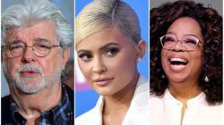 Estas são as 10 celebridades mais ricas dos