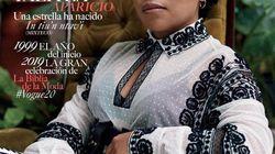 A capa histórica da Vogue México com Yalitza Aparicio, revelação do filme
