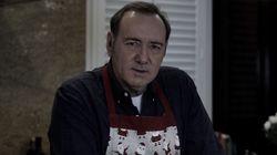 Kevin Spacey reaparece como Frank Underwood em estranho vídeo