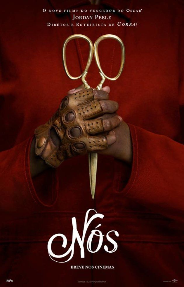 Cartaz do filme 'Nós', de Jordan