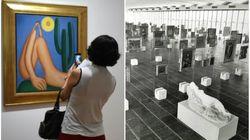Masp promove exposições de Tarsila do Amaral e de Lina Bo Bardi em