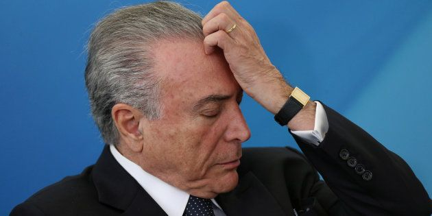 Presidente Michel Temer é denunciado pela segunda vez pela Procuradoria-Geral da