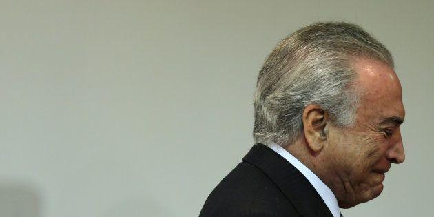 Quadrilhão do PMDB: PF aponta indícios contra Temer, ministros e