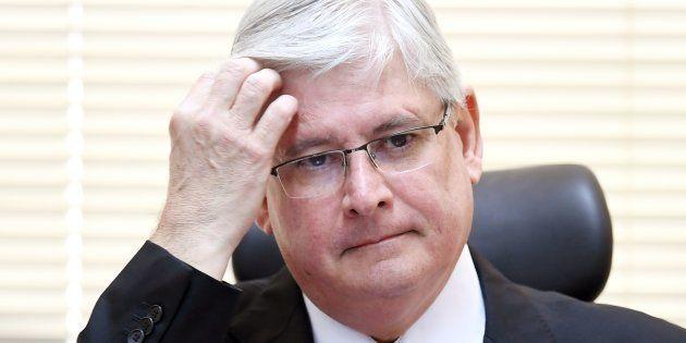 Procurador-geral da República, Rodrigo Janot, defendeu investigações contra