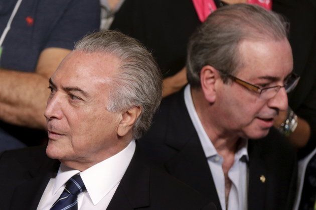 Michel é Cunha: os dois representam a força da influência dos caciques na bancada do