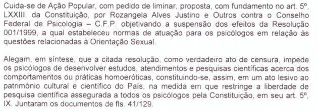 3 pontos para entender a decisão do juiz do DF sobre homossexualidade e 'cura