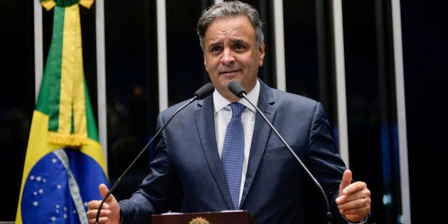 Supremo Tribunal Federal nega pela terceira vez pedido de prisão do senador Aécio Neves