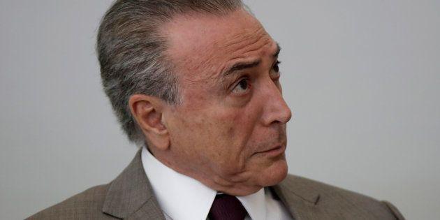 Maioria da população reprova govenro do presidente Michel Temer, de acordo com pesquisa