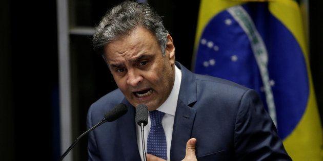 Senado Federal irá analisar na próxima semana afastamento do senador Aécio Neves