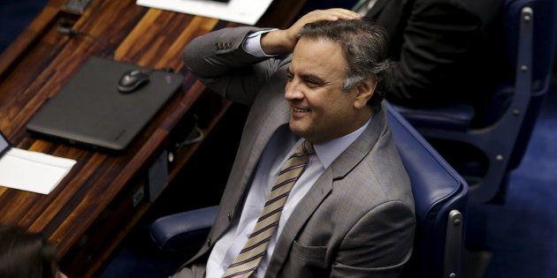 Senado decide na próxima terça-feira (3) sobre afastamento do senador Aécio Neves