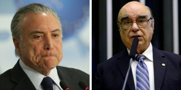 A escolha do relator da segunda denúncia contra o presidente Michel Temer tem causado constrangimento...