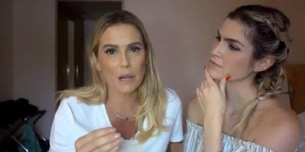A atriz foi criticada nas redes sociais após uma entrevista polêmica no canal do Youtube da blogueira...