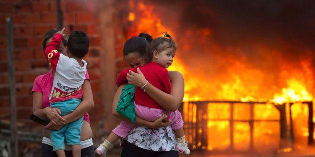 O que o caso de Janaúba nos lembra sobre o luto