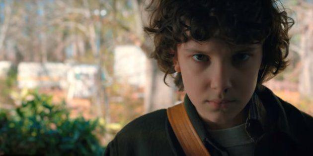 O destino de Hawkins está nas mãos de Eleven e Will Byers em 'Stranger