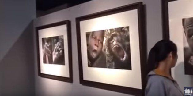 A mostra foi cancelada após denúncias dos
