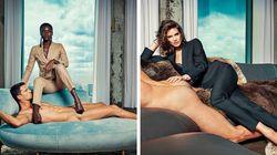 Por que esta campanha publicitária com homens nus está sendo considerada
