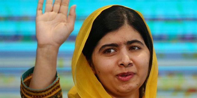 A trajetória e a luta de Malala Yousafzai já foi premiada com o Nobel da