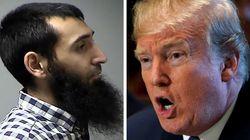 Trump chama terrorista de 'animal' e diz que considera mandá-lo para