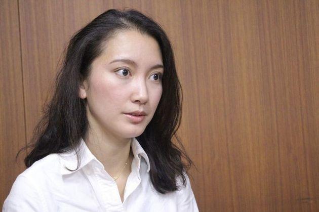 A coragem de uma jornalista japonesa que veio a público para denunciar um