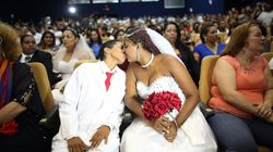 Brasil celebrou 5.354 casamentos LGBT em