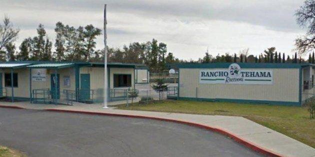 Os policiais estão investigando as regiões próximas da Escola Primária Rancho Tehama, em Corning, Califórnia,...