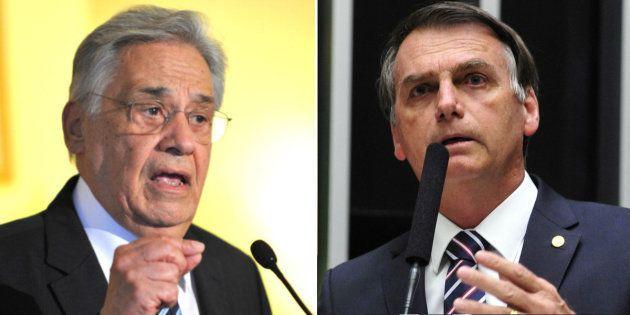 O ex-presidente Fernando Henrique Cardoso (PSDB) afirmou