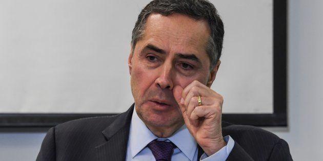 ministro do Supremo Tribunal Federal (STF) Luís Roberto Barroso negouque irá disputar a Presidência da...