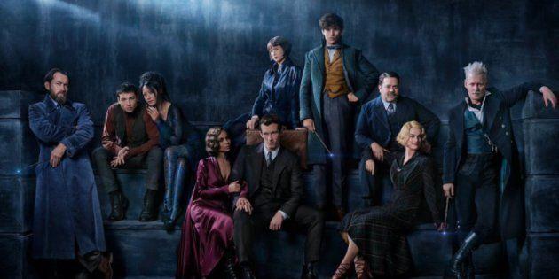 A presença do ator Johnny Depp, que interpretaGrindelwald, incomodou boa parte dos fãs deJ.K.