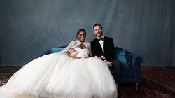 QUE FAMÍLIA! As imagens do casamento de Serena Williams são puro