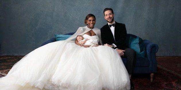 Veja as fotos do casamento de Serena