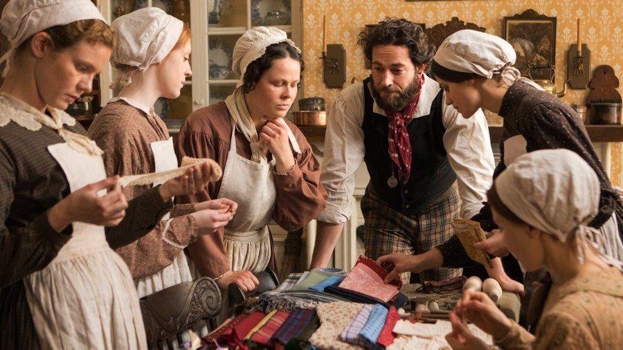 Os bastidores de 'Alias Grace,' nova produção da Netflix baseada em livro de Margaret