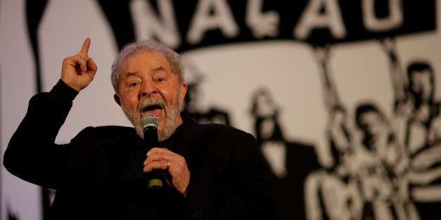 Lula defendeu união da esquerda em congresso do