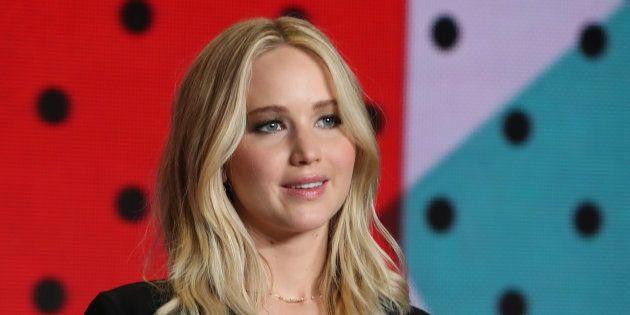 Jennifer Lawrence fala sobre vazamento de